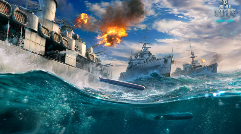 WoWs - World of Warships